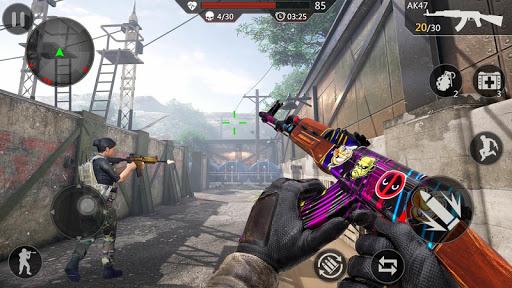 Critical Action Gun Strike Ops – Shooting Game 2.0.416 screenshots 8