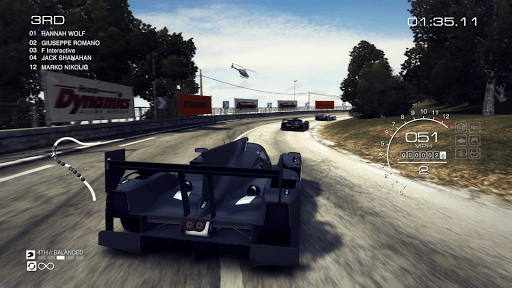 GRID Autosport – Online Multiplayer Test 1.7.2RC1-android screenshots 2