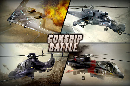 GUNSHIP BATTLE Helicopter 3D 2.7.83 screenshots 1