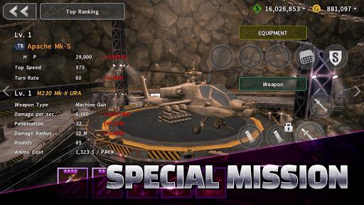 GUNSHIP BATTLE Helicopter 3D 2.7.83 screenshots 19