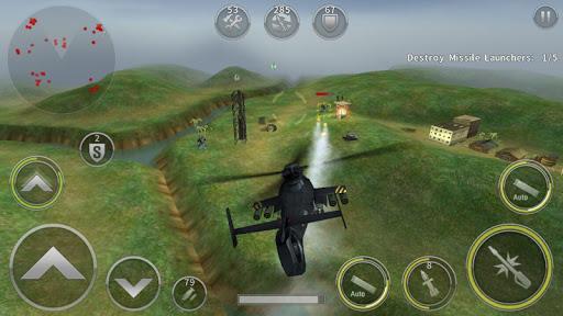 GUNSHIP BATTLE Helicopter 3D 2.7.83 screenshots 2