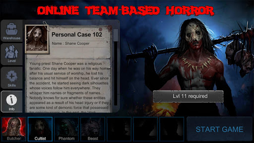 Horrorfield – Multiplayer Survival Horror Game 1.3.4 screenshots 14