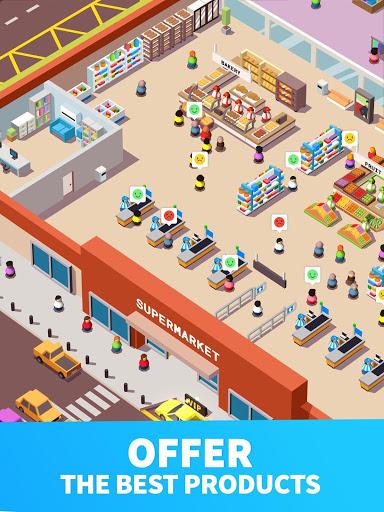 Idle Supermarket Tycoon – Tiny Shop Game 2.2.6 screenshots 10