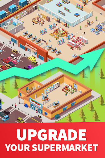 Idle Supermarket Tycoon – Tiny Shop Game 2.2.6 screenshots 4