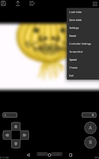 John GBA Lite – GBA emulator 3.91 screenshots 7