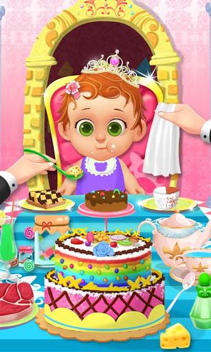 My Baby Princess Royal Care 1.3 screenshots 1