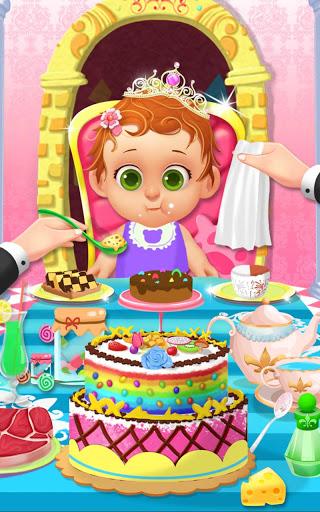 My Baby Princess Royal Care 1.3 screenshots 6