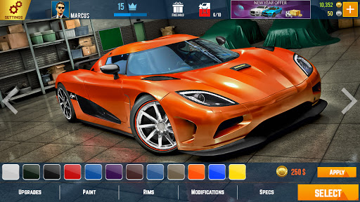 Real Car Race Game 3D Fun New Car Games 2020 9.6 screenshots 3