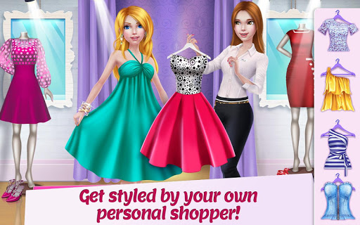 Shopping Mall Girl – Dress Up amp Style Game 2.4.2 screenshots 1