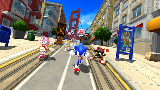 Sonic Forces Multiplayer Racing amp Battle Game 2.19.0 screenshots 14