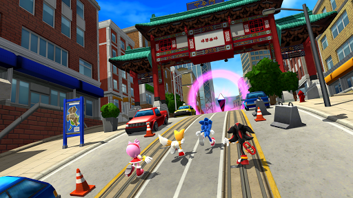 Sonic Forces Multiplayer Racing amp Battle Game 2.19.0 screenshots 16