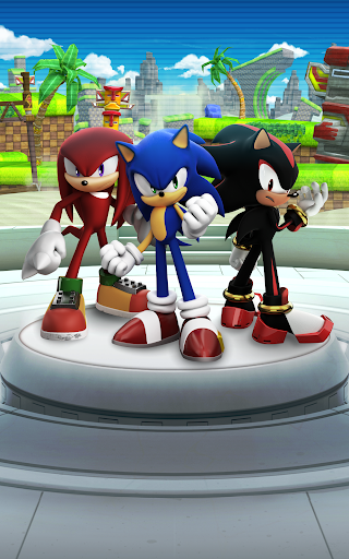 Sonic Forces Multiplayer Racing amp Battle Game 2.19.0 screenshots 19