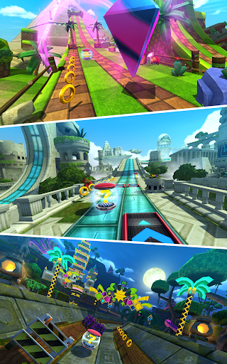 Sonic Forces Multiplayer Racing amp Battle Game 2.19.0 screenshots 21