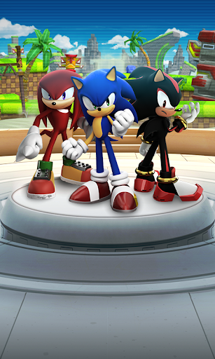 Sonic Forces Multiplayer Racing amp Battle Game 2.19.0 screenshots 3