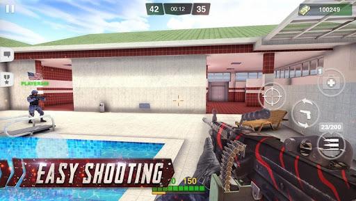 Special Ops FPS PvP War-Online gun shooting games 1.96 screenshots 3
