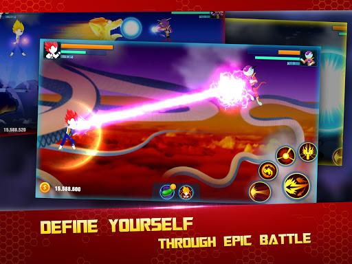 Stick Z Super Dragon Fight 2.5 screenshots 12