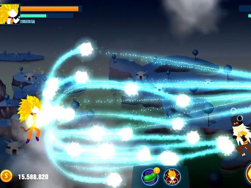 Stick Z Super Dragon Fight 2.5 screenshots 16