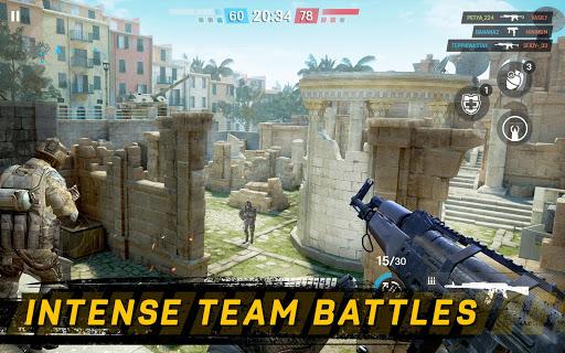 Warface Global Operations. Gun shooting game fps 1.5.0 screenshots 1