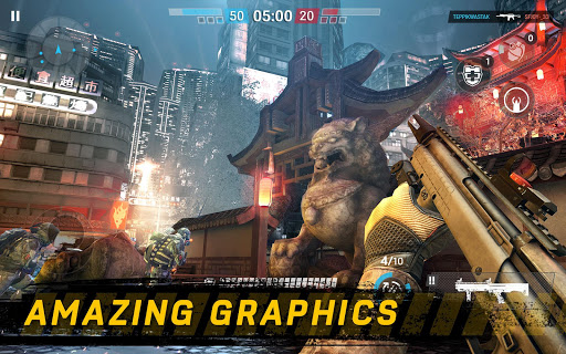 Warface Global Operations. Gun shooting game fps 1.5.0 screenshots 2