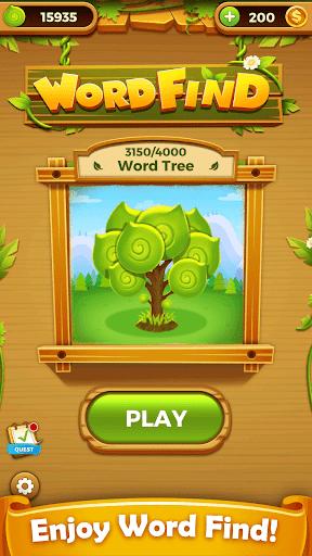 Word Find – Word Connect Free Offline Word Games 2.8 screenshots 5