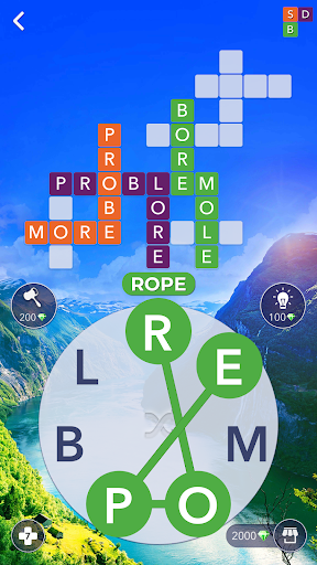 Words of Wonders Crossword to Connect Vocabulary 2.1.2 screenshots 6
