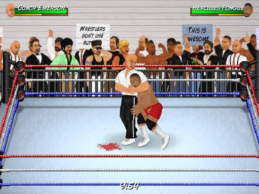 Wrestling Revolution 2.040 screenshots 3