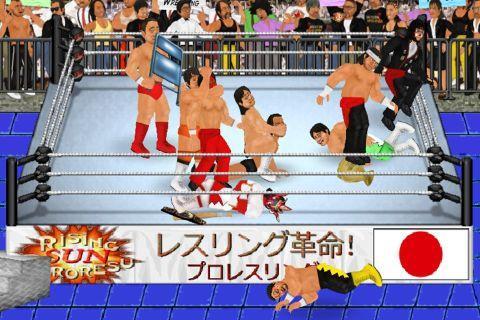 Wrestling Revolution 2.040 screenshots 5