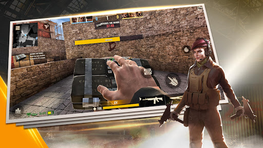 Zula Mobile Multiplayer FPS 0.13.2 screenshots 14