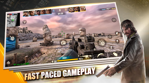 Zula Mobile Multiplayer FPS 0.13.2 screenshots 18
