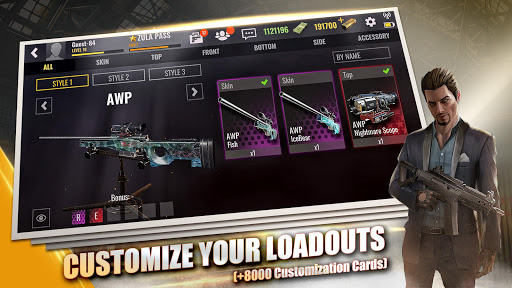 Zula Mobile Multiplayer FPS 0.13.2 screenshots 4