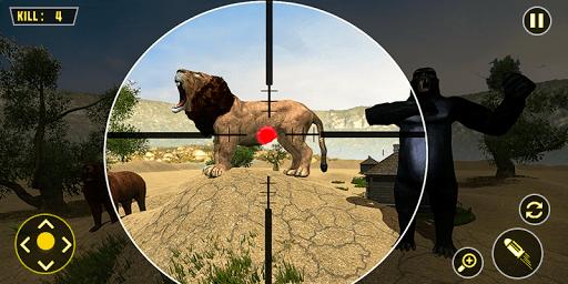 Animal Sniper Shooter Jungle Hunting Hunter 3D 1.0.7 screenshots 4