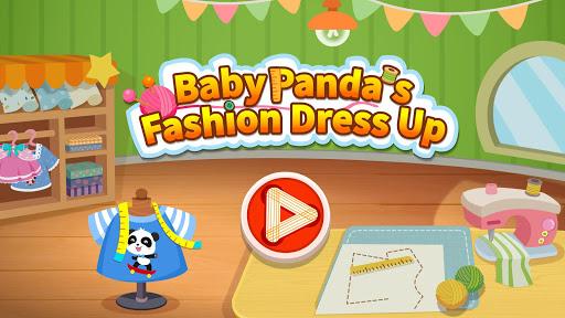 Baby Pandas Fashion Dress Up Game 8.48.00.02 screenshots 18