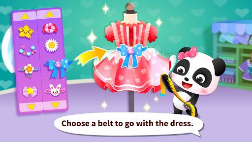 Baby Pandas Fashion Dress Up Game 8.48.00.02 screenshots 4