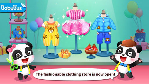 Baby Pandas Fashion Dress Up Game 8.48.00.02 screenshots 7