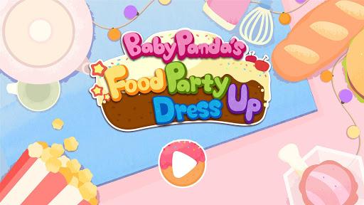 Baby Pandas Food Party Dress Up 8.47.00.00 screenshots 6