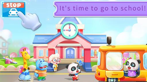 Baby Pandas School Bus – Lets Drive 8.43.00.10 screenshots 3