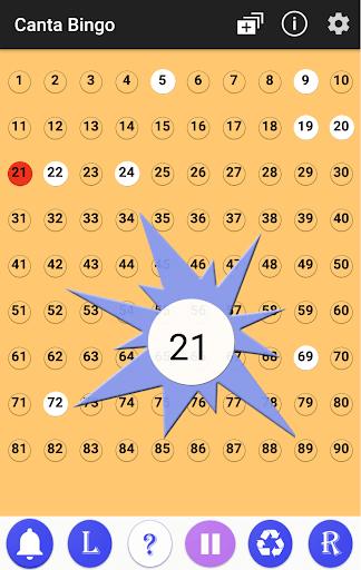 Bingo Shout – Bingo Caller Free 3.4.9 screenshots 1