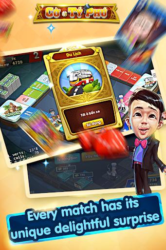 C T Ph – Co Ty Phu ZingPlay – Board Game 3.4.11 screenshots 15