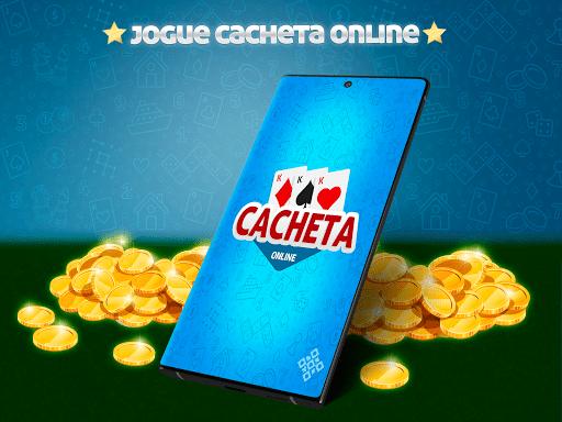 Cacheta Gin Rummy Online 99.1.23 screenshots 5