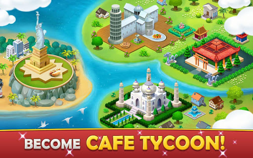 Cafe Tycoon Cooking amp Restaurant Simulation game 4.5 screenshots 17