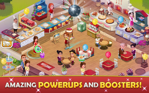 Cafe Tycoon Cooking amp Restaurant Simulation game 4.5 screenshots 4