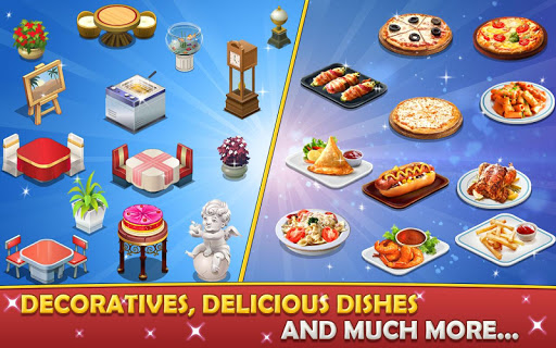 Cafe Tycoon Cooking amp Restaurant Simulation game 4.5 screenshots 9