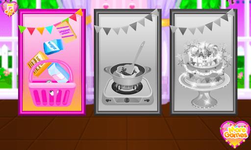 Cake Maker Cooking Games 4.0.0 screenshots 2