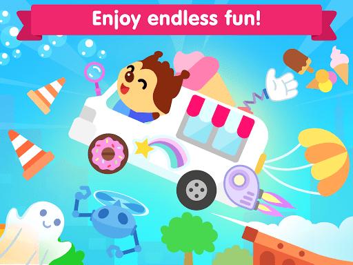 Car game for toddlers kids cars racing games 2.6.0 screenshots 11