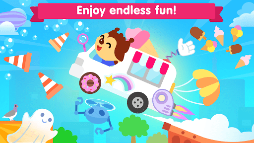 Car game for toddlers kids cars racing games 2.6.0 screenshots 3