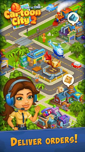 Cartoon City 2Farm to Town.Build your homehouse 1.78 screenshots 20