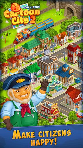 Cartoon City 2Farm to Town.Build your homehouse 1.78 screenshots 22