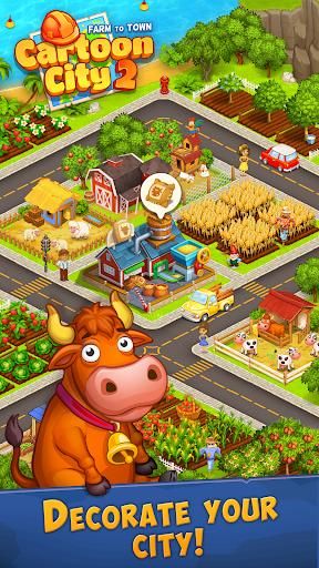 Cartoon City 2Farm to Town.Build your homehouse 1.78 screenshots 6
