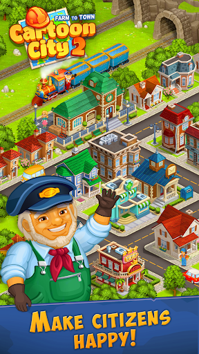 Cartoon City 2Farm to Town.Build your homehouse 1.78 screenshots 7