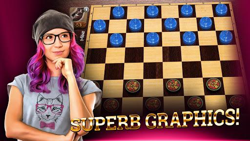 Checkers Online Elite 2.7.9.12 screenshots 1